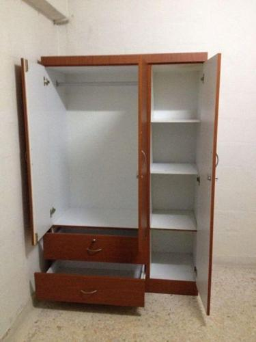 Three door and two door wardrobe for sale.