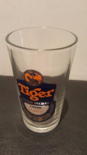 TIGER Beer glass 425 ml