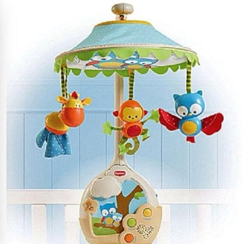Tiny Love Magical Night Musical Mobile for baby cots/