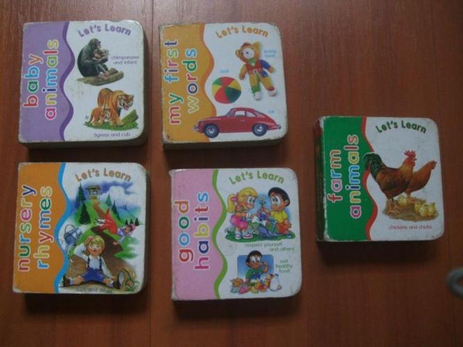Toddler books @$0.50