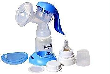 Tollyjoy Manual Breast Pump Set - unused