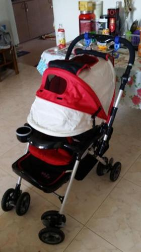 Tollyjoy stroller/ pram mint condition