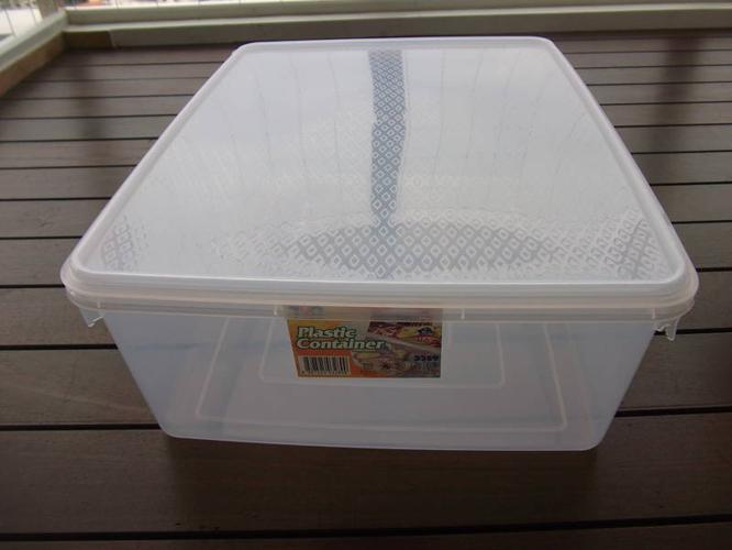 Toyogo Plastic Container For Sale!