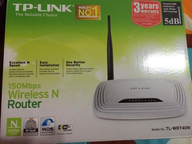 TP-Link Wirelss Router
