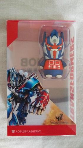 Transformers Optimus Prime UOB Exclusive 4gb