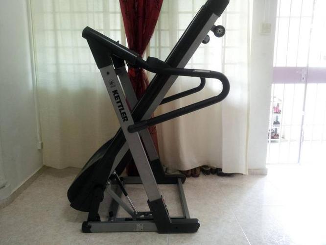 Treadmill Kettler Traveller (Made inGermany)