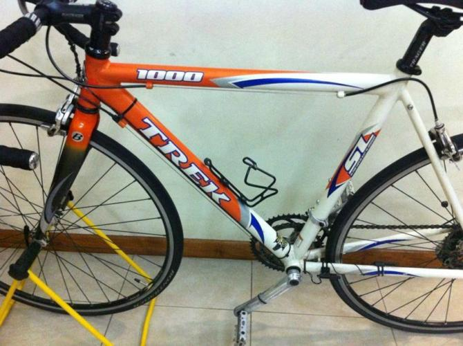 1c5c711a488 Trek 1000 SL ALPHA ORANGE 54CM SPEED ALUMINUM ROAD BIKE SHIMANO for Sale in  Woodlands Drive 75, North Singapore Classified | SingaporeListed.com