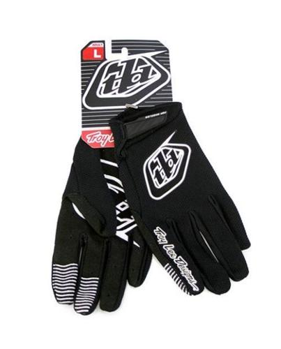 Troy Lee Designs Air Full Finger Gloves - Black