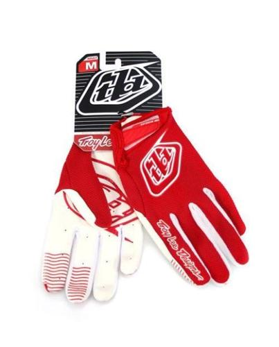 Troy Lee Designs Air Full Finger Gloves - Red
