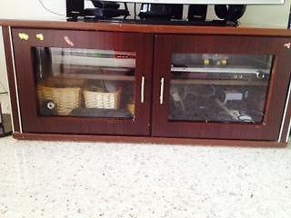 TV console available