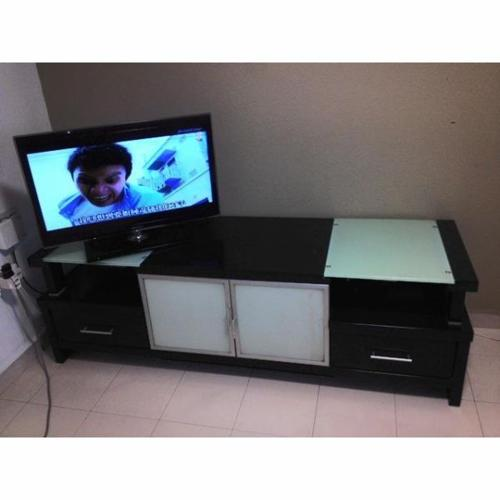 TV CONSOLE (Heavy duty, Storage, Drawers)