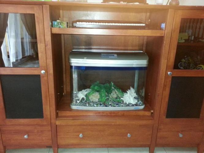 TV Media / Kitchen Cabinet