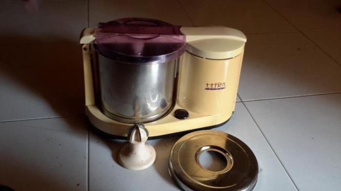 Ultra wet grinder 1.25 litres