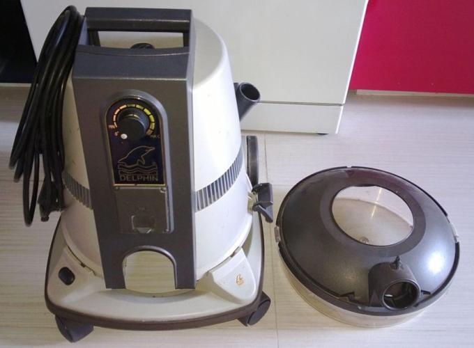 Unused Delphin Gold series vacuum for sale - Cheap