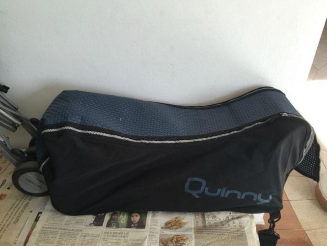 Unused Maxi Cosi and Quinny Zaap Stroller