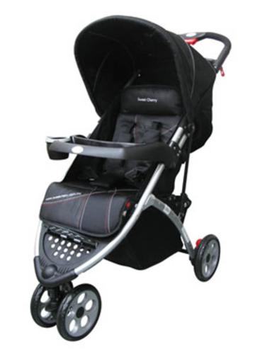 Used 3 wheels stroller for sale