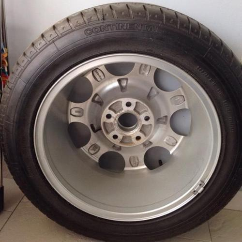 Used Audi A4 Spare Car Tyre With Rim