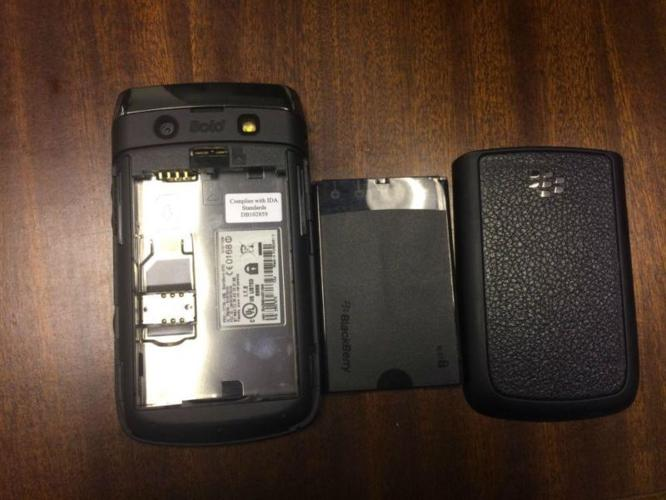 used Blackberry for sales 9700 model just $70