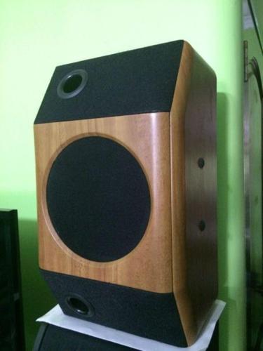 Used BM-100 Audio Image Speakers
