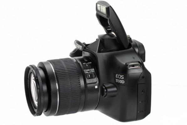 Used Canon EOS 1100D and 55-250 IS II lens for sale
