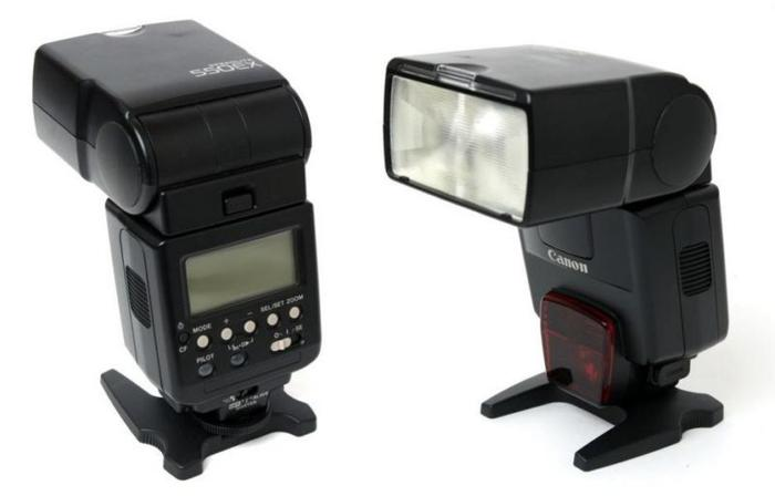 WTS: Used Canon Flash 550EX, Selling Off Cheap and