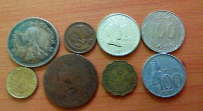 Used Coins for sale