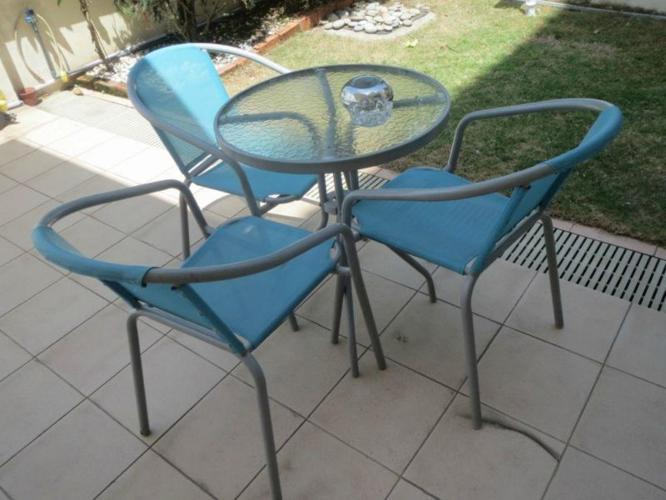 Used Garden Tables and Chairs for SALE!