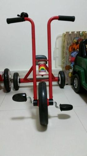 Used Italtrike Large Tricycle sale at SGD$40