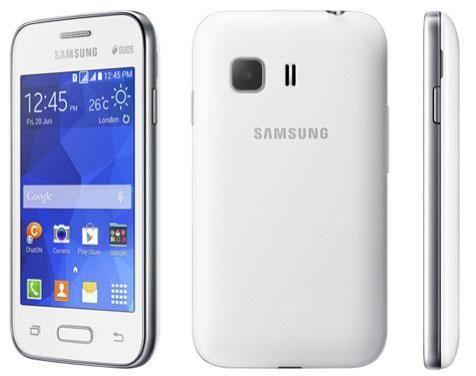 Used Samsung G130 Galaxy Young 2 II mobile phone for