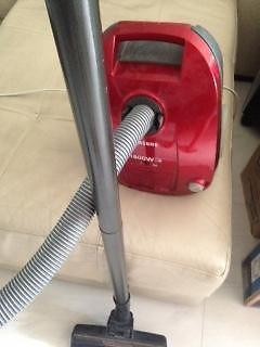 Used Samsung SC-4170 Vacuum Cleaner