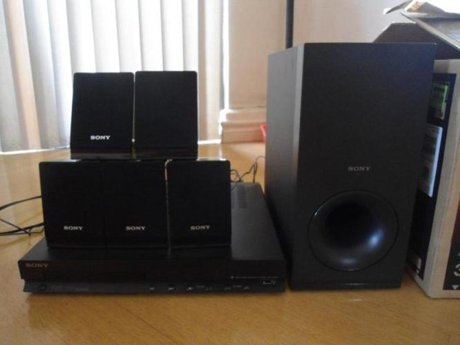 Used Sony DAVTZ140 DVD Home Theater System speakers for