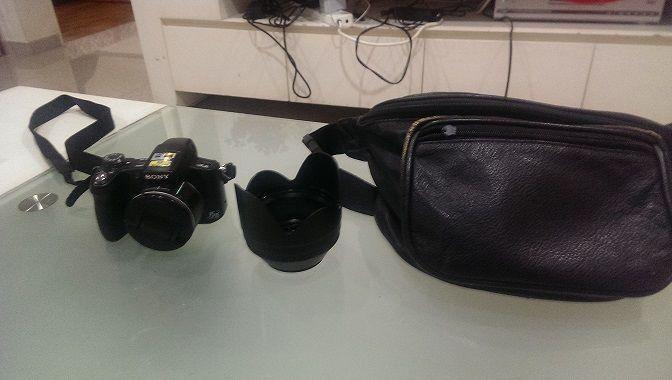 Used SONY DSC-H50 on sale-urgent