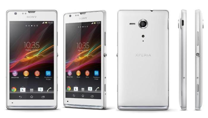 Used Sony Xperia SP LTE @ 250 warranty till may2015