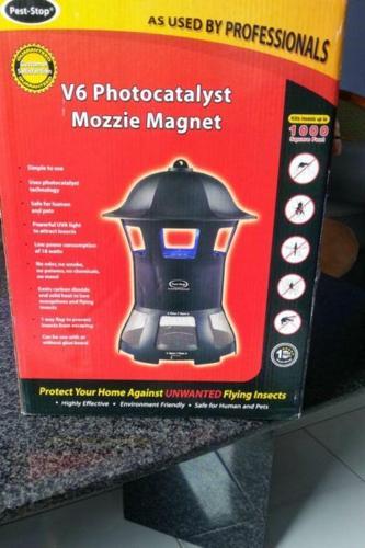 V6 Photocatalyst Mozzie Magnet