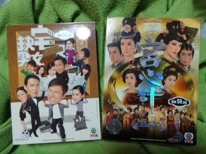 VCD/DVD drama sales