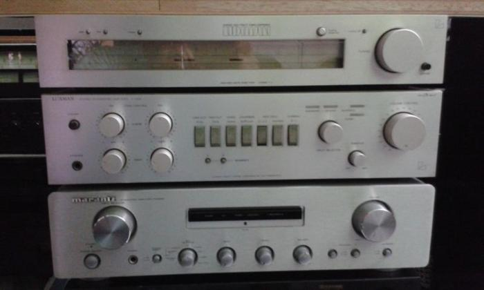 VERY NEW CONDITION MARANTZ INTEGRATED AMPLIFIER WITH