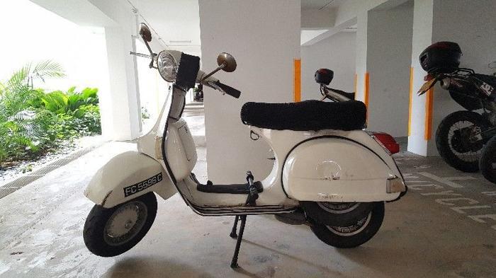 Vespa PX150 for sale