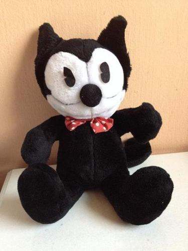 Vintage Felix the Cat Plush Stuffed Toy