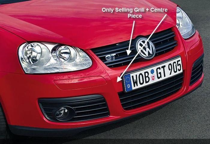 VW Volkswagen Jetta Golf GT MK5 Grille Grill (Brand