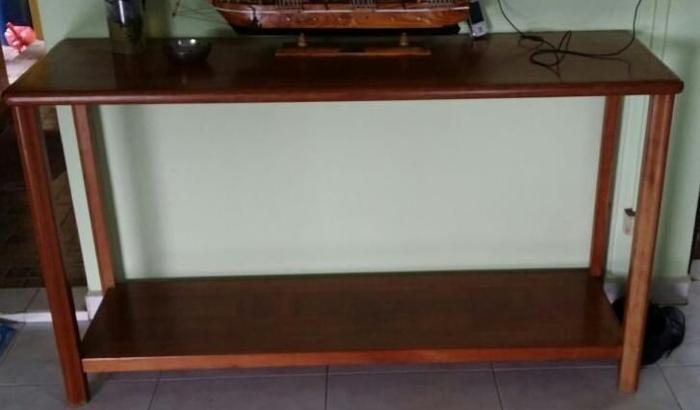 Wall Display Console