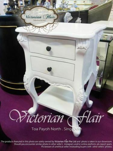 WALLET-FRIENDLY EXQUISITE FRENCH FURNITURE by Victorian