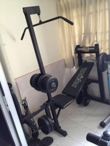 WEILDER GYMSET FOR SALE!!! (PRICE NEGOTIABLE)