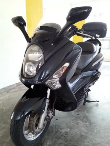 Well Maintain SYM GTS 200