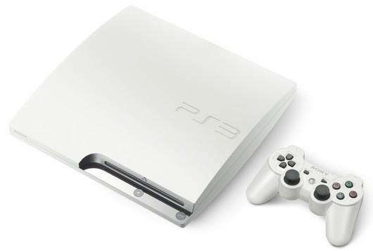 WTS: White PS3 Slim 250GB (Jailbreakable Set) for Sale in Bukit