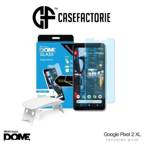 Whitestone Dome Full Glue Tempered Glass Google Pixel 2