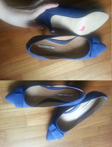 Whole new Pull & Bear high heel shoes