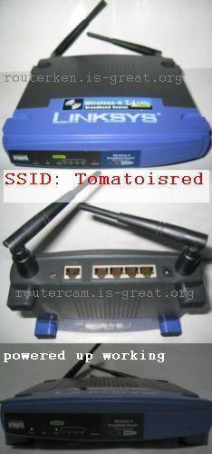 Wireless Ethernet Bridge with Linksys WRT54G running on Tomato for
