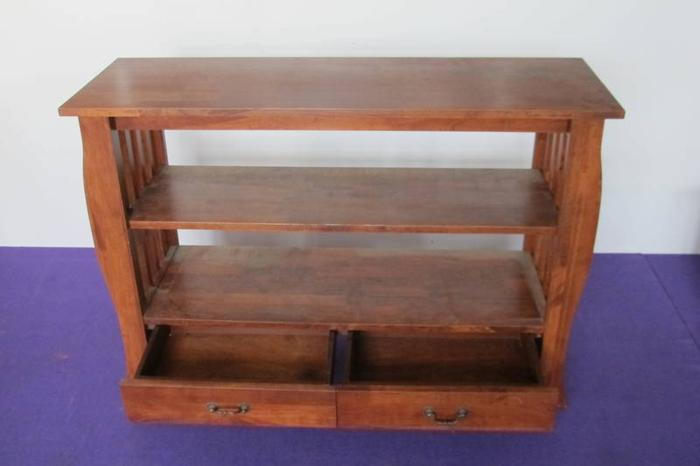 Wooden table / display table for sale
