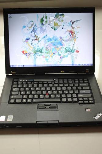 Workstation Class ThinkPad W500