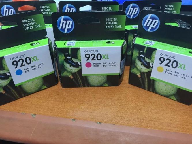 WTS 6x HP 920XL Ink Cartidge